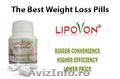 Pierde în greutate în mod eficient cu - LIPOVON!